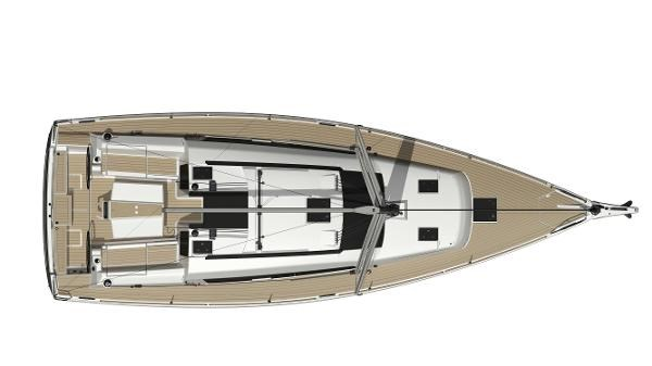 2021 Dufour Yachts 412 Grand Large Photo 8 of 15