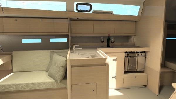 2021 Dufour Yachts 412 Grand Large Photo 10 of 15