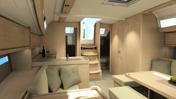 2021 Dufour Yachts 412 Grand Large Photo 11 of 15