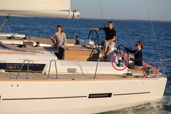 2019 Dufour Yachts 520 Grand Large Photo 1 sur 14