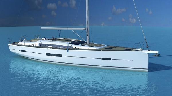 2019 Dufour Yachts 520 Grand Large Photo 2 sur 14