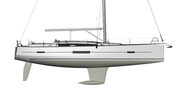 2019 Dufour Yachts 520 Grand Large Photo 4 sur 14