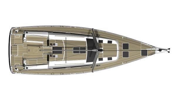 2019 Dufour Yachts 520 Grand Large Photo 5 sur 14