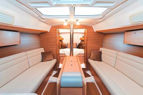 2021 Dufour Yachts 310 Grand Large Photo 13 sur 14