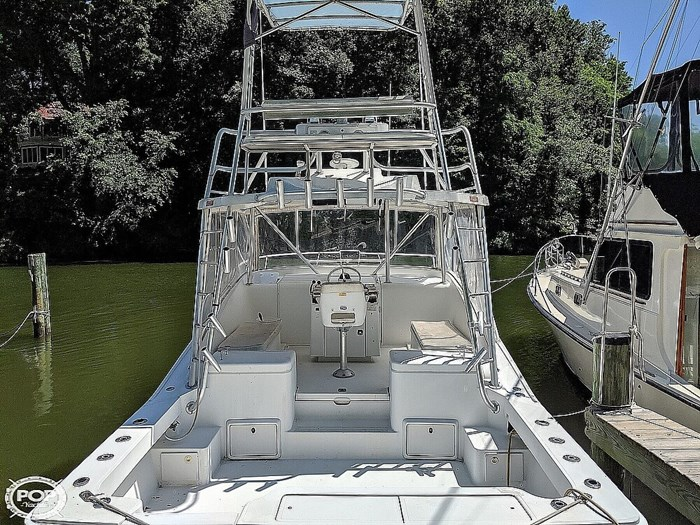 1995 Luhrs 320 Open Photo 9 sur 20