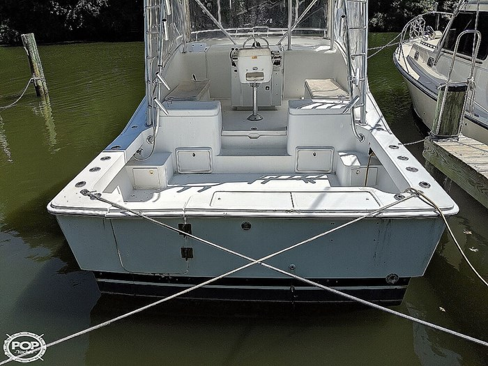 1995 Luhrs 320 Open Photo 10 sur 20