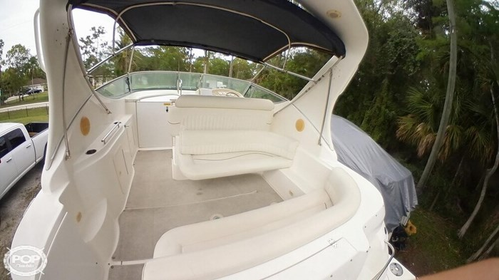 1998 Cruisers Yachts 3075 Rouge Photo 5 sur 20