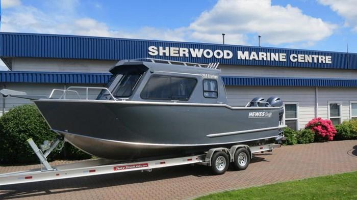 Hewescraft Alaskan 250 ET HT RLC 2019 New Boat for Sale
