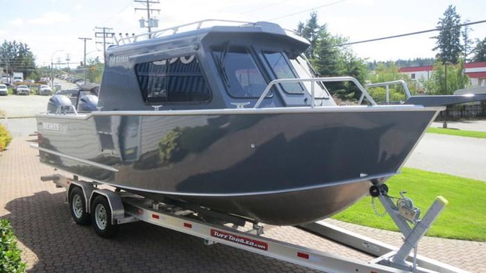 Hewescraft Alaskan 250 ET HT RLC 2019 New Boat for Sale in