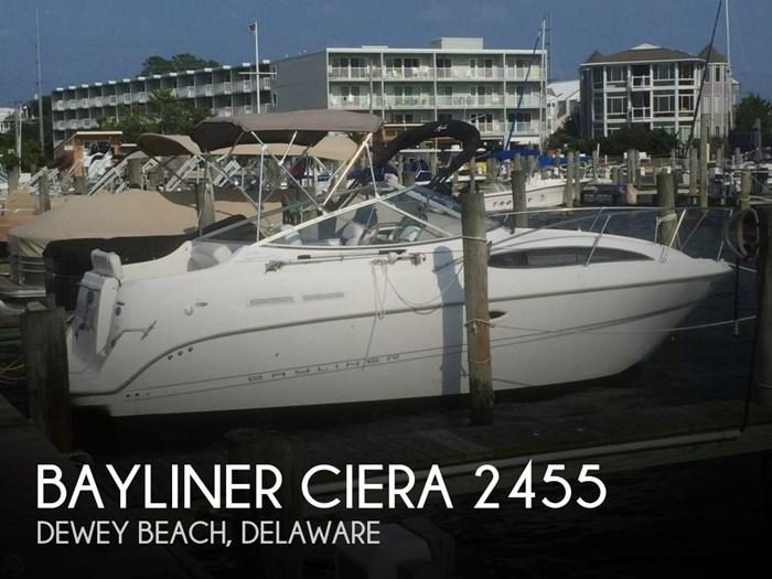 2001 Bayliner Ciera 2455 Photo 1 of 20
