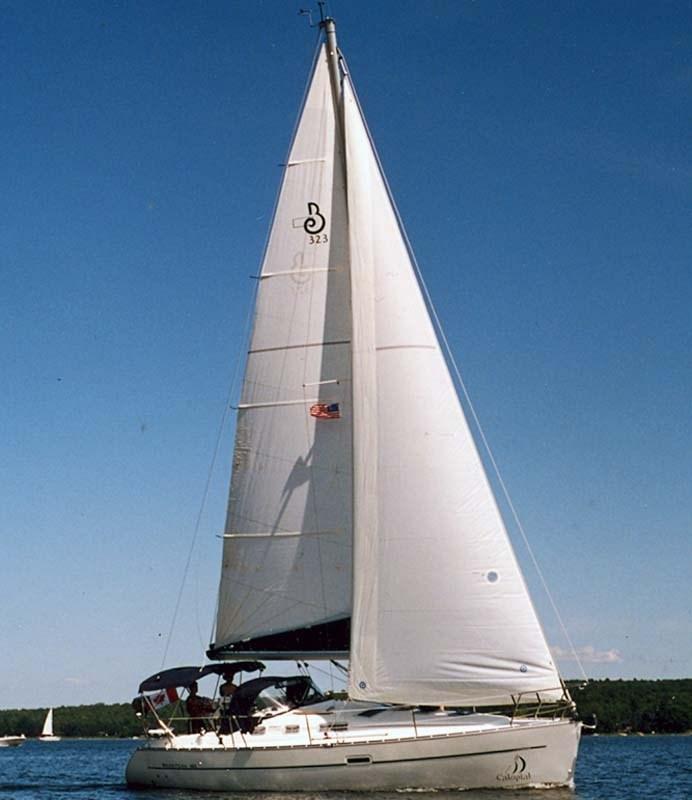 2006 Beneteau Oceanis 323 Photo 1 sur 11