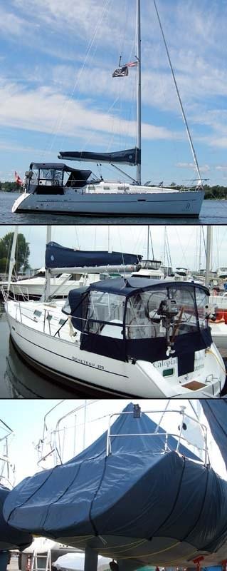 2006 Beneteau Oceanis 323 Photo 2 sur 11
