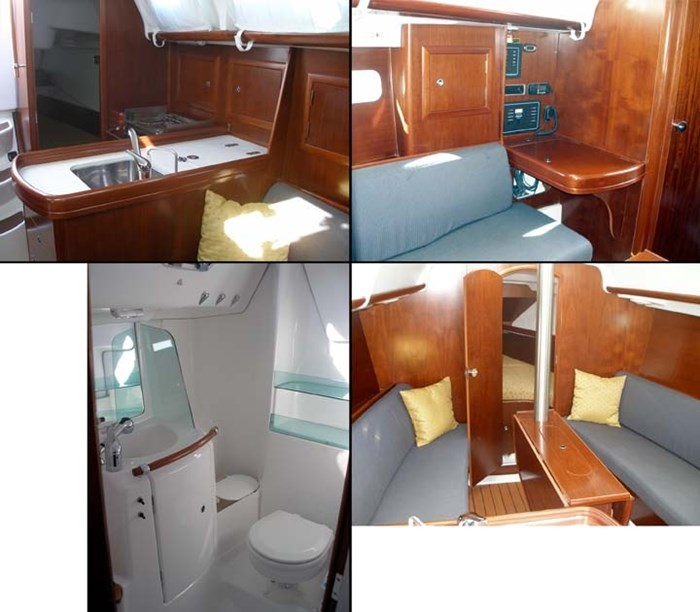 2006 Beneteau Oceanis 323 Photo 3 sur 11