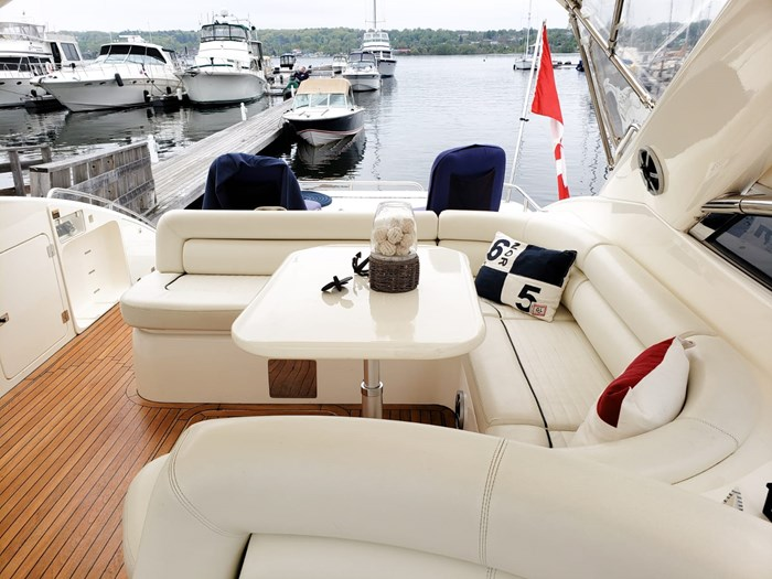 1997 Sunseeker Camargue 51 Photo 12 of 54