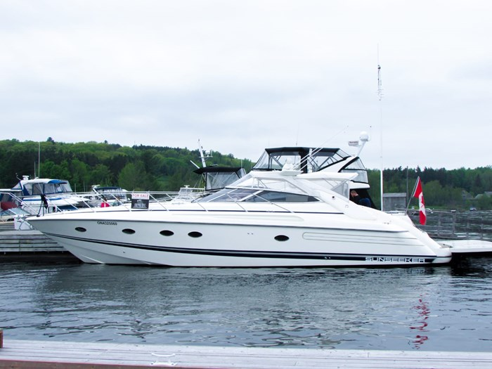 1997 Sunseeker Camargue 51 Photo 30 of 54