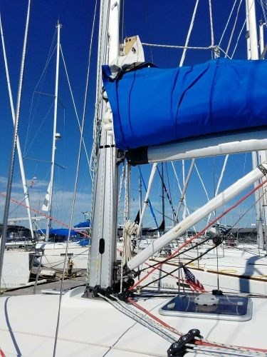 2008 Jeanneau Sun Odyssey 39i Photo 32 of 52
