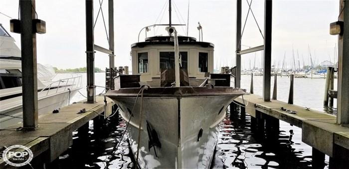 1929 Custom Built Commuter Yacht 73 Photo 2 sur 20