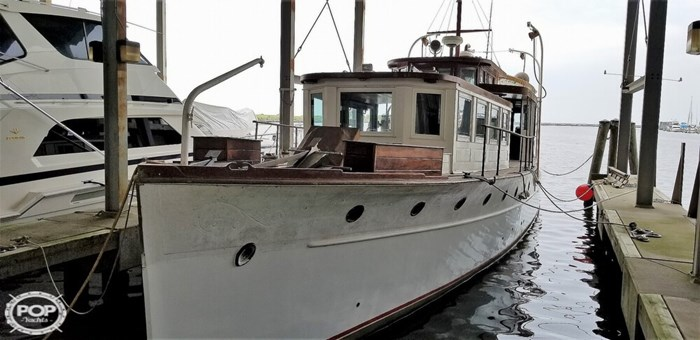 1929 Custom Built Commuter Yacht 73 Photo 3 sur 20