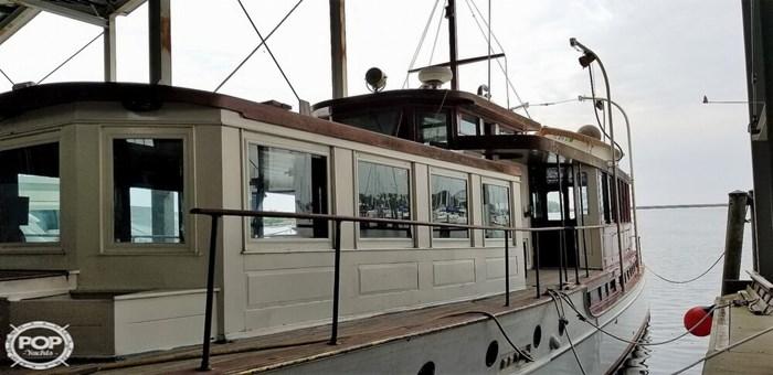 1929 Custom Built Commuter Yacht 73 Photo 5 sur 20