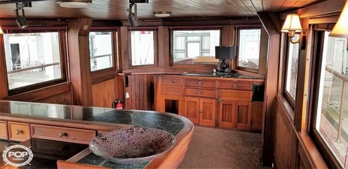1929 Custom Built Commuter Yacht 73 Photo 9 sur 20