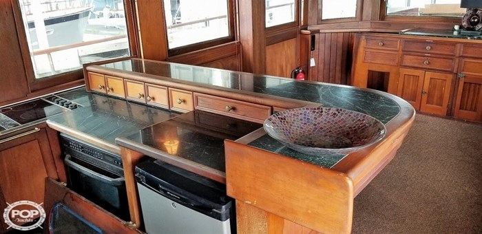 1929 Custom Built Commuter Yacht 73 Photo 10 sur 20
