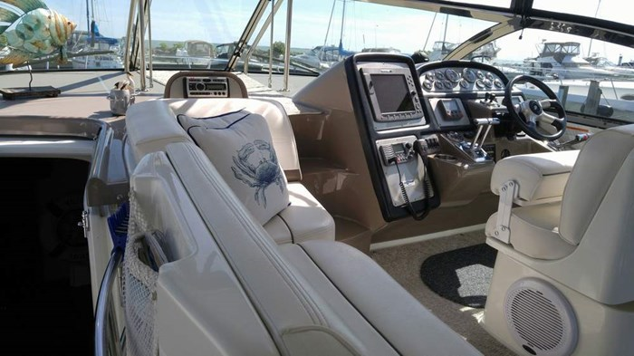 2008 Cruisers Yachts 420 Express Photo 7 sur 15