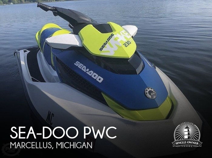2017 Sea-Doo 230 Wake Pro Photo 1 sur 12