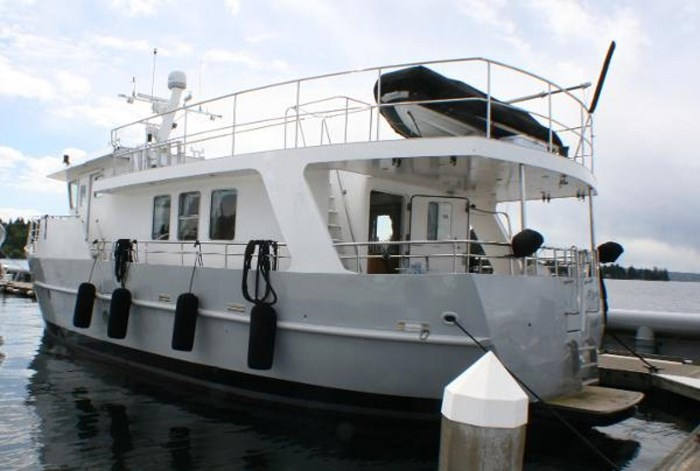 1999 Cape Horn Trawler Photo 1 sur 13
