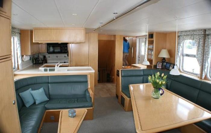 1999 Cape Horn Trawler Photo 2 sur 13