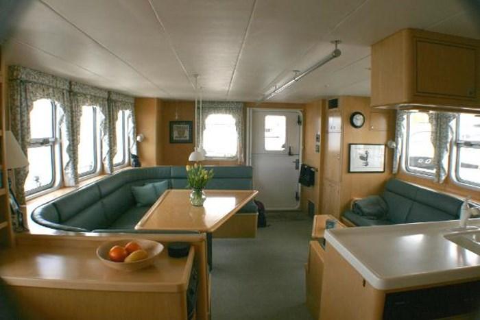 1999 Cape Horn Trawler Photo 3 sur 13