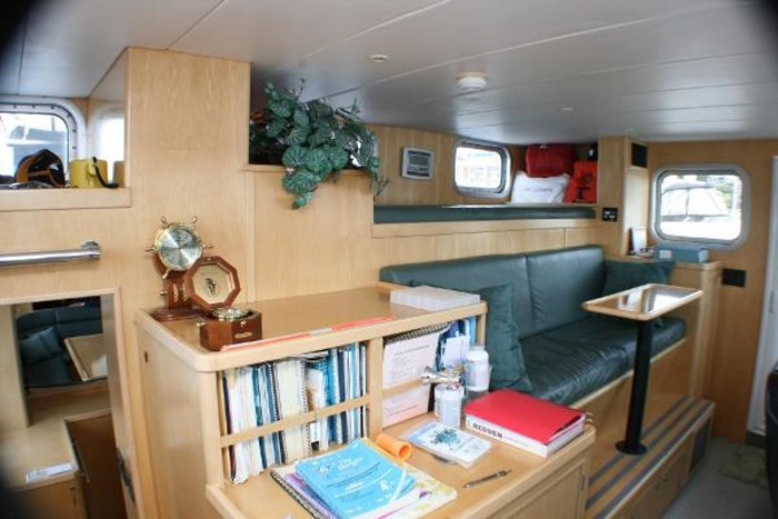 1999 Cape Horn Trawler Photo 5 sur 13