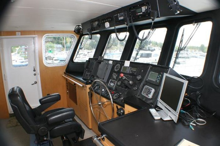 1999 Cape Horn Trawler Photo 6 sur 13