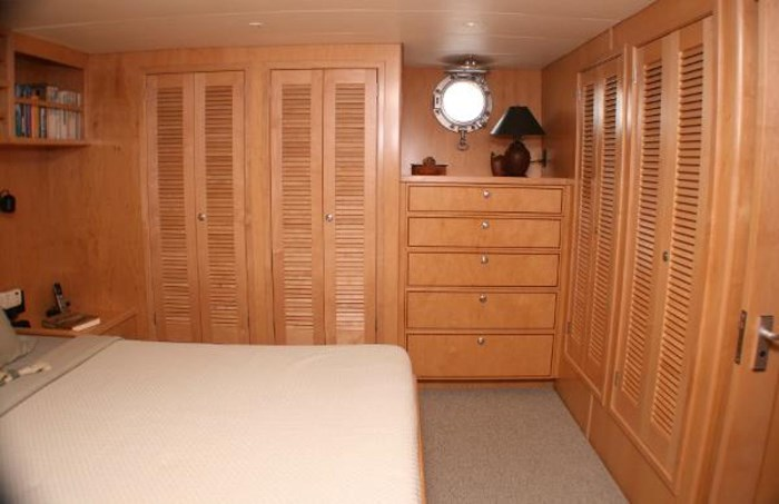 1999 Cape Horn Trawler Photo 8 sur 13