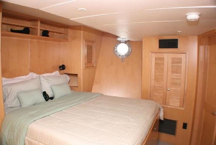 1999 Cape Horn Trawler Photo 9 sur 13