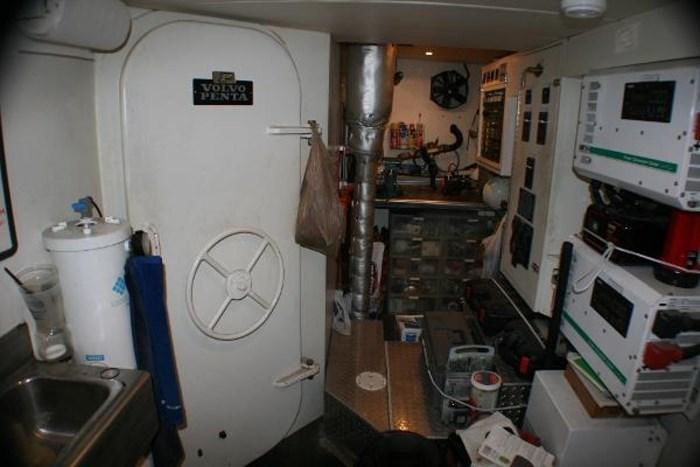 1999 Cape Horn Trawler Photo 11 sur 13