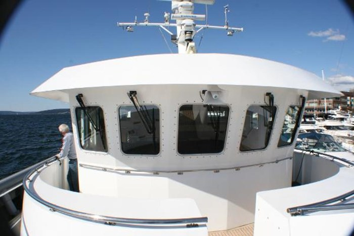 1999 Cape Horn Trawler Photo 12 sur 13