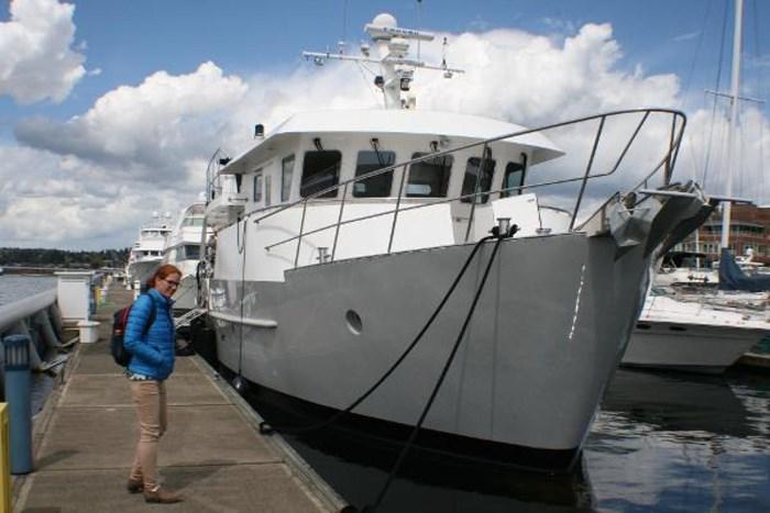 1999 Cape Horn Trawler Photo 13 sur 13