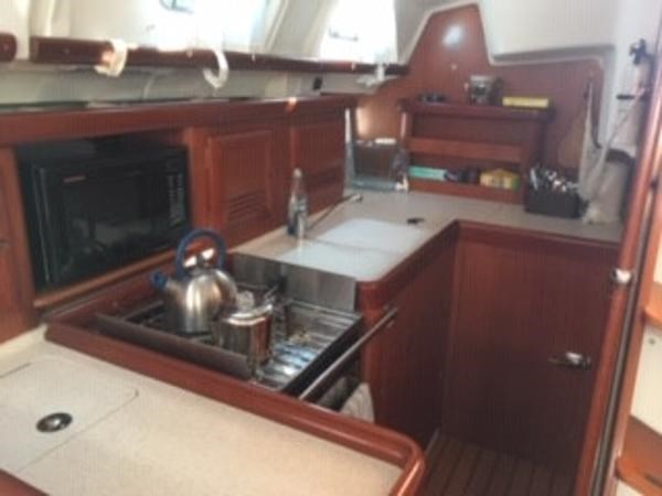 2007 Beneteau 423 Photo 22 sur 29