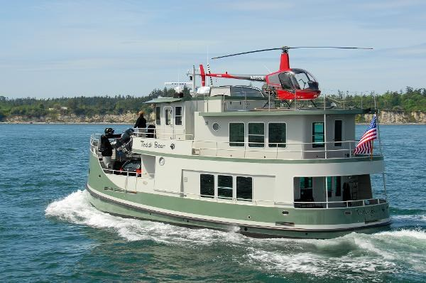 Trawler Jay Benford 2007 Used Boat for Sale in Victoria, British Columbia -  BoatDealers ca