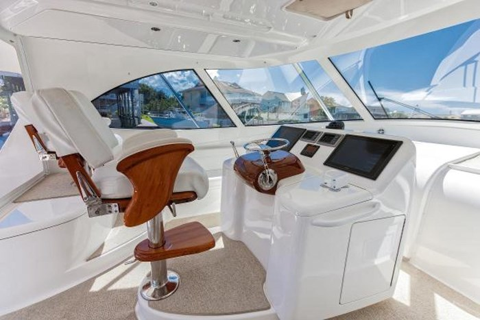 2014 Viking Yachts Sport Tower Photo 7 of 25