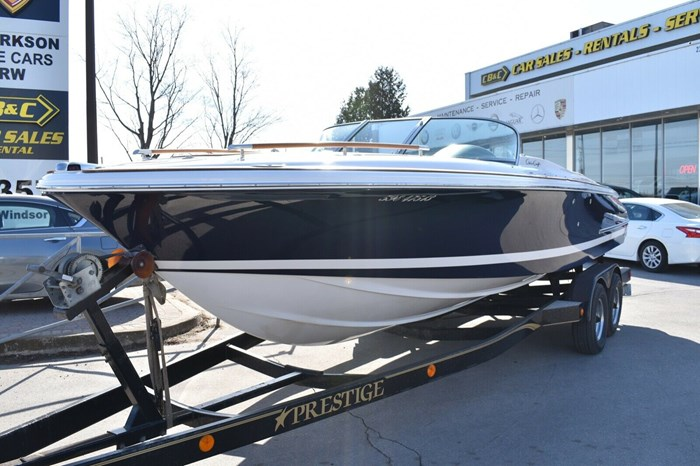 2004 Chris-Craft Corsair 25 SOLD Photo 1 of 11