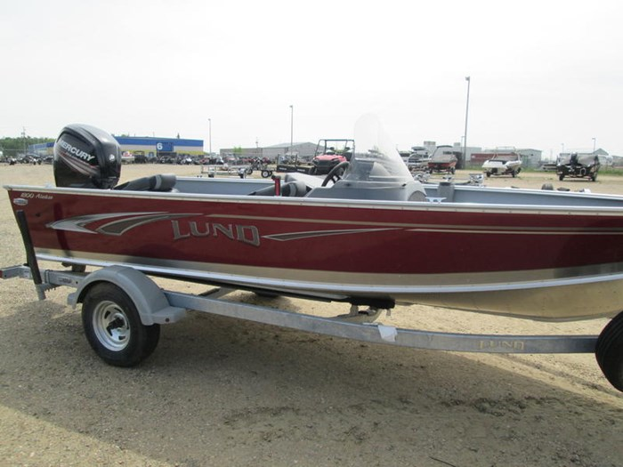 Lund 1800 Alaskan SS 2019 New Boat for Sale in Prince