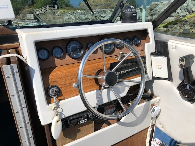 1979 Sea Ray Weekender SRV 225 Photo 5 of 12