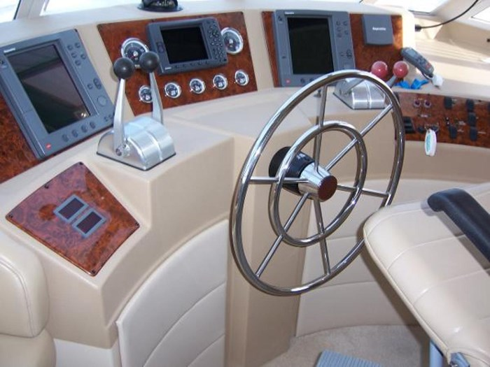 2004 Meridian 490 Pilothouse Photo 11 of 28