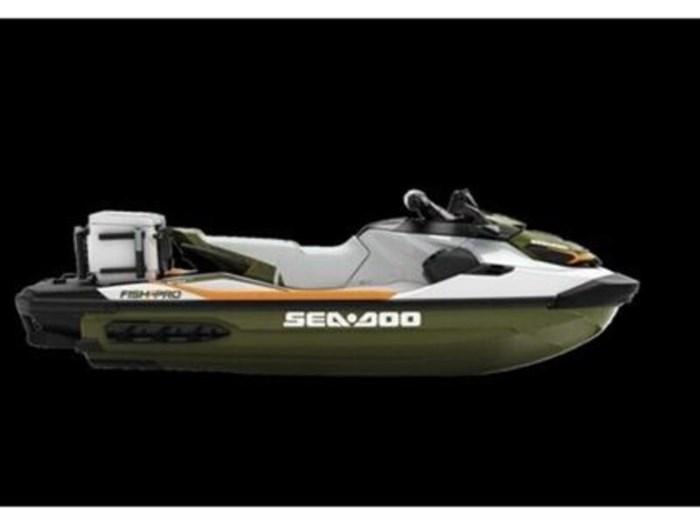 2019 Sea-Doo FISH PRO 155 w/SOUND SYSTEM Photo 2 of 4