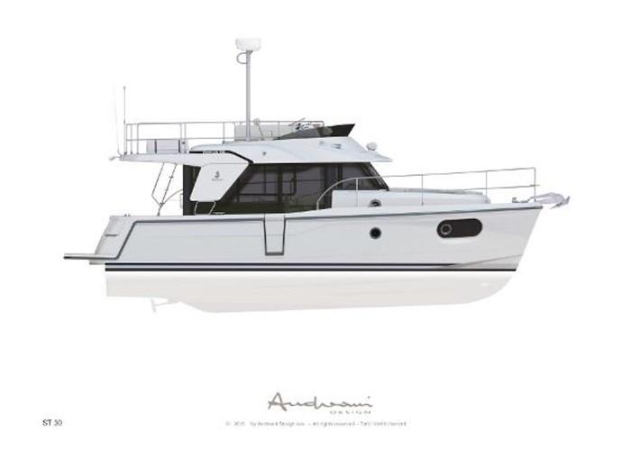 2019 Beneteau Swift Trawler 30 Photo 31 of 34