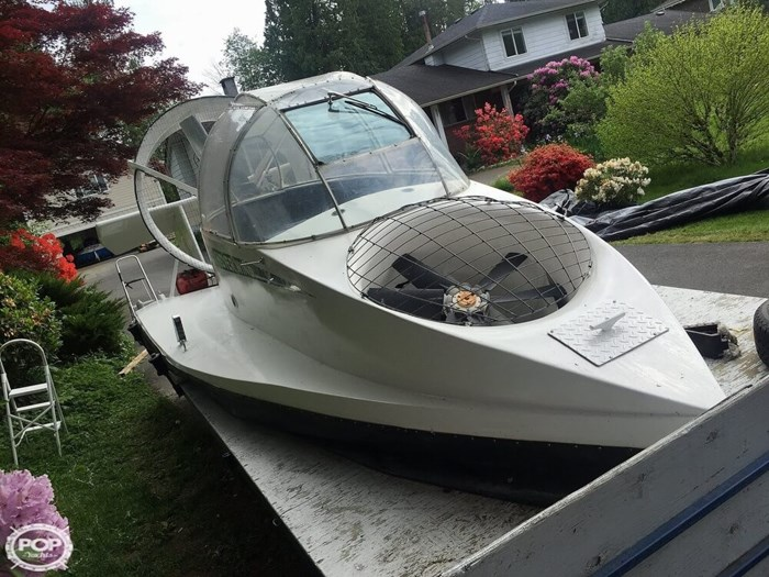 2006 Universal Hovercraft SP UH18-SPW Hoverwing Photo 5 of 20