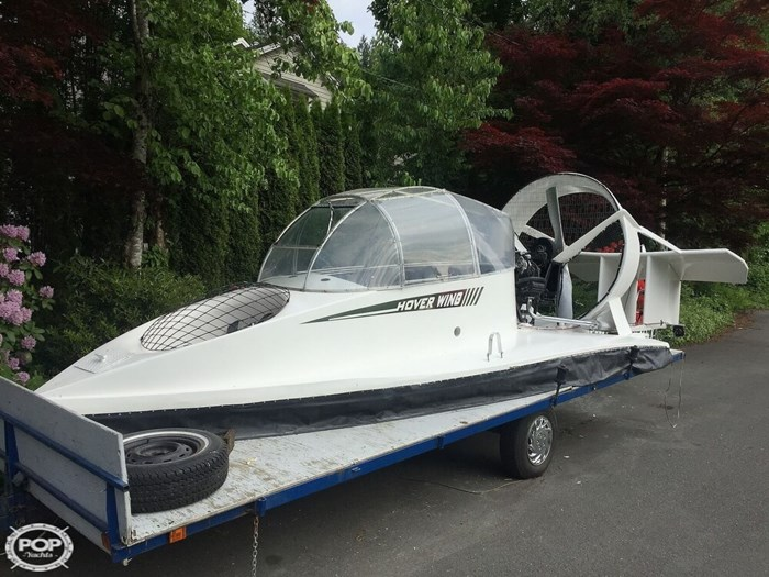 2006 Universal Hovercraft SP UH18-SPW Hoverwing Photo 11 of 20