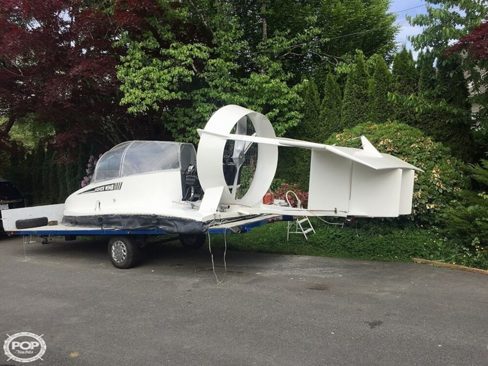 2006 Universal Hovercraft SP UH18-SPW Hoverwing Photo 12 of 20