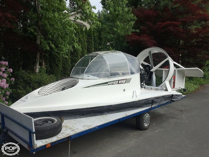 2006 Universal Hovercraft SP UH18-SPW Hoverwing Photo 2 of 20